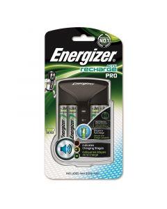 ENERGIZER ACCU RECHARGE PRO - akkumulátortöltő (2000mAh, 4db AA elemmel)