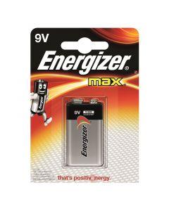ENERGIZER MAX - alkaline elem (9V)