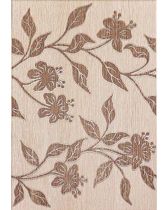 ARTE CASTANIO - dekorcsempe (bézs, 25x36cm)