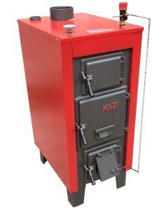 KAZI PRÉMIUM 33 - szilárd tüzelésű lemezkazán