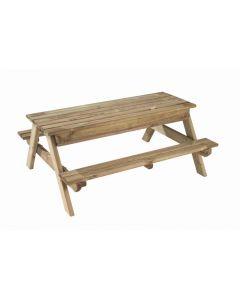 ARIELLE - gyermek játszóasztal 120x100x51cm
