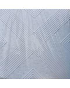 SAARPOR DECOSA TORINO - mennyezeti burkolólap (50x50cm, 2m2)
