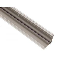 Befűzős vízzáró (műanyag, átlátszó, 2,8x2,8x420cm)
