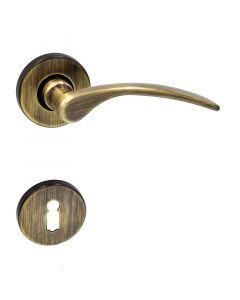 MAESTRO SOFIA - rozettás ajtókilincs (BB)