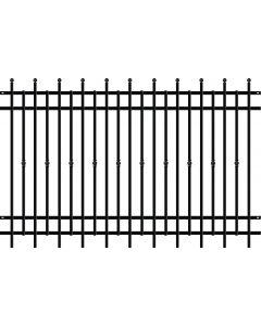 POLARGOS LONDYN 2 - kerítéselem (200x130cm, fém)