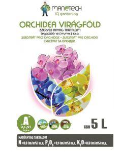 MANETECH - orchideaföld (5L)