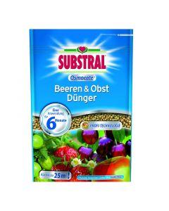 SUBSTRAL OSMOCOTE - bogyósgyümölcs-táp (0,75kg)