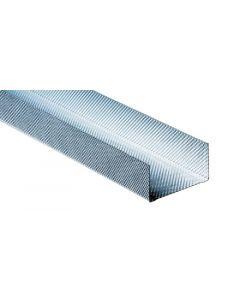 RIGIPROFIL R-UW 75 - gipszkartonprofil 4m