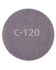 WOLFCRAFT - csiszolórács (K120, Ø225mm)