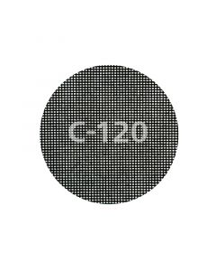 WOLFCRAFT - csiszolórácskészlet (K80/120/220, Ø125mm)
