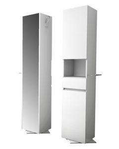 BADEN HAUS MULTIUSO - forgó magasszekrény (35x35x190cm)