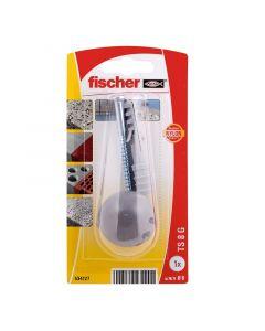 FISCHER TS 8 - ajtóütköző (szürke)