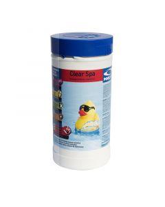 POOLTREND CLEAR SPA - tisztítószer masszázsmedencéhez (1KG)