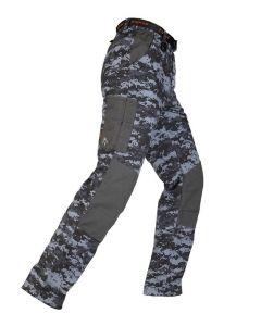 KAPRIOL TENERE - munkavédelmi nadrág (pixel, L)