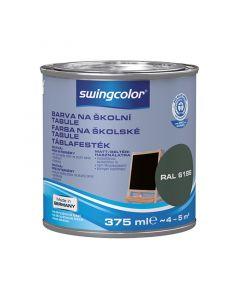 SWINGCOLOR - táblafesték - zöld 0,375L (vízbázisú)