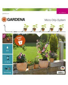 GARDENA CITY GARDENING 13000 - indulókészlet cserepes növényekhez S