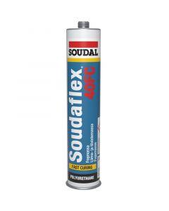SOUDAL SOUDAFLEX 40FC - ragasztó-tömítő (szürke, 300ml)