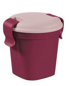 CURVER LUNCH&GO - pohár (S, 0,4L, lila)
