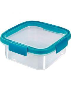 CURVER SMART FRESH - ételtartó (szögletes, 0,9L, kék)