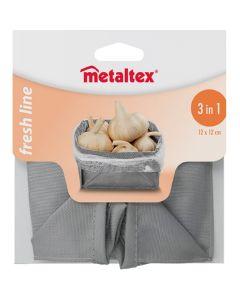 METALTEX FRESH LINE M - összecsukható tárolózsák