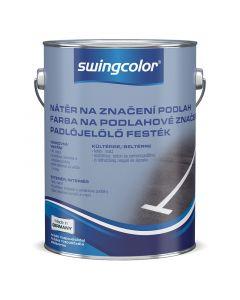 SWINGCOLOR - padlójelölő festék - fehér 0,75L