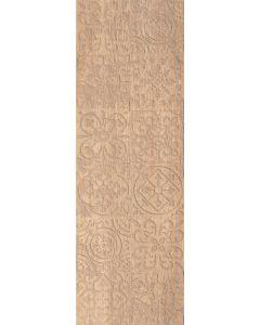 VIENNA - dekorcsempe (bézs, 20x60cm, 1,32m2)