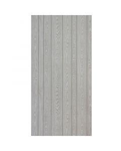 ABT - falburkoló tábla (122x244cm, szürke tölgy)