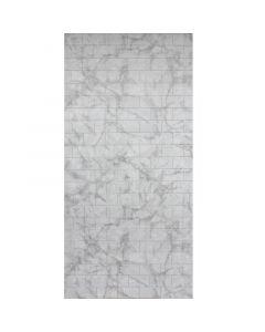 ABT - falburkoló tábla (122x244cm, metro szürke márvány)