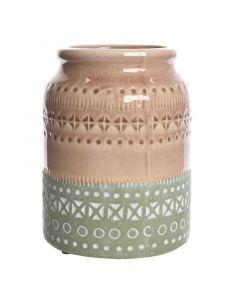 Váza (20cm, etno)