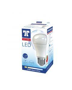 TUNGSRAM ECO - LED-fényforrás (E27, 11,5W, A60, melegfehér)