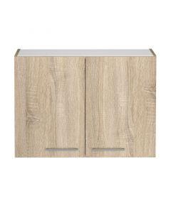 Felső szekrény mosogatószekrényhez (59,6x80x32,2cm, Sonoma tölgy)