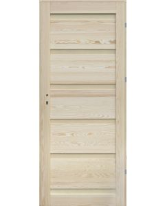 GENEWA PN - beltéri ajtó 90x210 (tele-jobb-blokktokos)