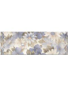 PASTELLATO - dekorcsempe (virágos, 20x60cm, 1,68m2)