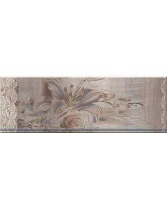 PASTELLATO - dekorcsempe (bézs, 20x60cm, 1,68m2)