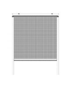 SCHELLENBERG - szúnyogháló (rolós, 130x160cm, fehér)