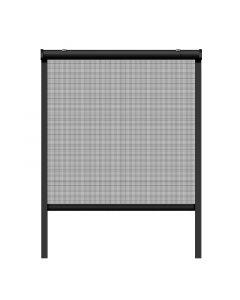 SCHELLENBERG - szúnyogháló (rolós, 160x160cm, antracit)