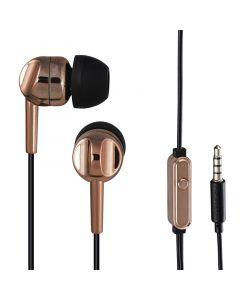 THOMSON EAR 3005 - sztereó fülhallgató és headset (bronz)