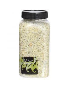 MICA DECORATIONS - dekorkavics (aprószemű, sárga, 1kg)