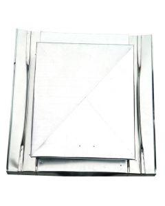 Tetőkibúvó (horganyzott, 60x60cm)