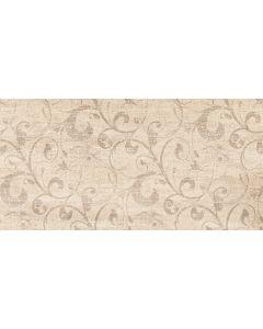 FUSION INDA - dekorcsempe (bézs, 25x50cm, 1,62m2)