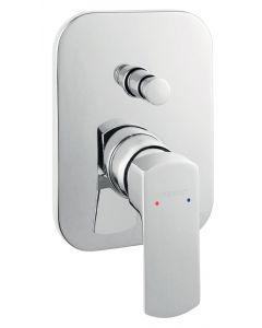FERRO ALBA VERDELINE - falsík alatti zuhany csaptelep (2 funkciós)