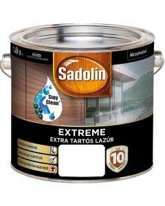 SADOLIN EXTREME - extra tartós lazúr - sötéttölgy 2,5L