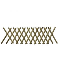 B!WOOD - vadászkerítés (60x250cm)