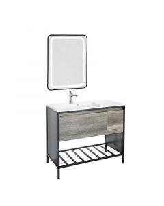 SOHO 90 - komplett mosdóhely (ipari)