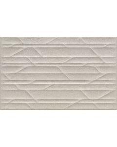 NEXT ROUND - dekorcsempe (grey, 25x40cm, 1,6m2)