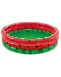 INTEX - felfújható medence (görögdinnye, Ø168x38cm)