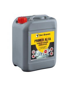 DEN BRAVEN PRIMER ALFA - záróalapozó (5L)