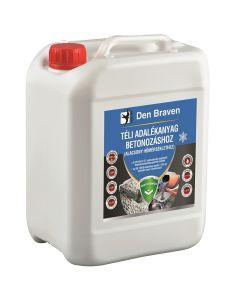 DEN BRAVEN - téli adalékanyag betonozáshoz (5L)