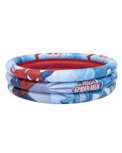 BESTWAY - felfújható medence (Spiderman, Ø122cm)