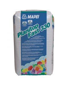 MAPEI PLANITOP FAST 330 - kiegyenlítőhabarcs (3-30mm, 25kg)